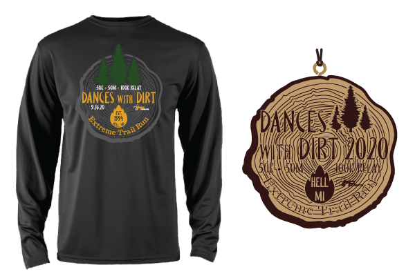 2020 shirt and medal for hell web
